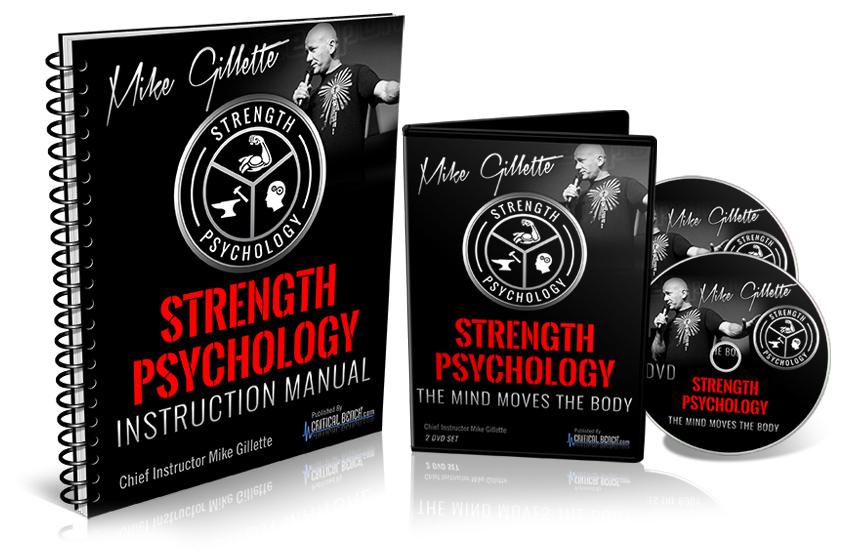 Mike Gillette – Strength Psychology